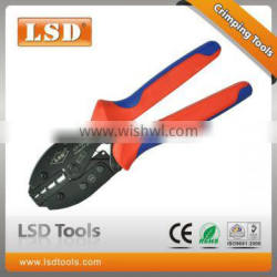 LY-1035GF cable ferrules crimping tool for press 10,16,25,35mm2 wire-end ferrules hot sale hand crimper