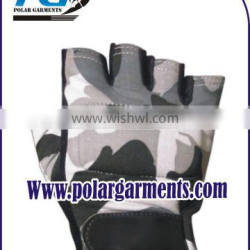 Weight lifting gloves urban camo
