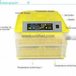HHD Multipurpose Wildly Used in Quail Duck Goos Automatic Turner egg incubator for sale in chennai