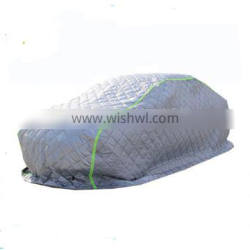 5-6mm thickness padded inflatable hail proof automobile car cover