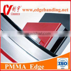 3D Edge Banding For Particle Board or Acrylic edge banding