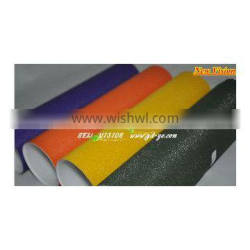 Hot size:1.52m*30m with thickness 180 mic for car body protection glitter carbon fiber sticker
