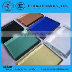 High Quality 5mm Soft Reflective Glass