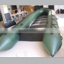 8 meters large inflatable boat fishing inflatable boat without engine