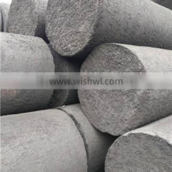 Price low quality good used Baked graphite electrode scrap