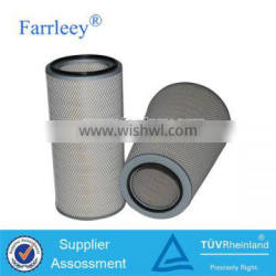 Air filter cartridge for power station