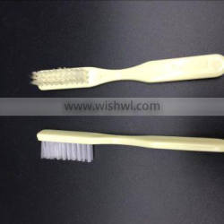 Prison toothbrush/cheap small soft travel toothbrush/disposable Aviation dental kit/toothbrush used in jail