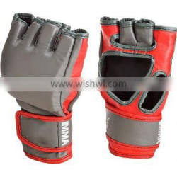 Hot Selling Custom Made PU MMA Gloves, PAYPAL ACCEPTED
