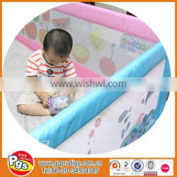 baby safety fence/toddler bed side rail/bed fence for babies