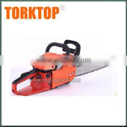 Hand tools parts 4500 chain saw with 45cc displacement gasoline chainsaw