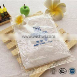 Hotel disposable cheap cotton shoe mitt