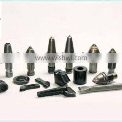 Chinese cheap carbide tipped lathe tool bits for mining tools