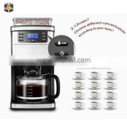 fully automatic self service commercial expresso coffee maker machine