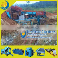 China High Capacity Ore Washing Machine Rotary Drum Scrubber for Sale