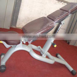 2014 hot-selling fitness equipment Adjustable Bench