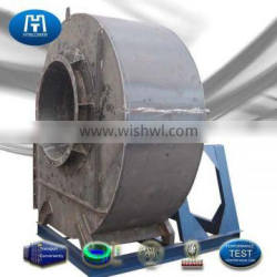 High efficiency dust removal centrifugal blower