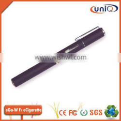 Factory price ego w electronic cigarette hottest selling