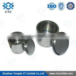 good sealing tungsten carbide ball mill pot for lab ball mill