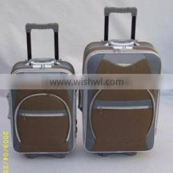 eva travel trolley set