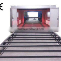 Guangzhou factory high temperature infrared heat lamp industrial baking oven