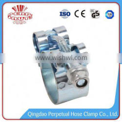 China Golden Supplier t shaped hose pipe clamp