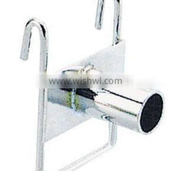 G5 chrome double metal hook for clip ladder column from CF