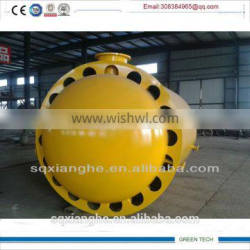 2014 design tire oil refining purification machine remove bad smell