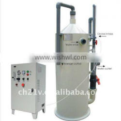 Protein Skimmer with ozone generator for large fish farming fish water purification