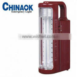 CK-132TL portable rechargeable led emergency light