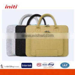 Fashion Eco-friendly High Quality Felt Laptop Bag