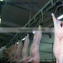 pig carcass dressing line for pig abattoir plant