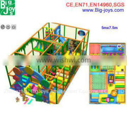 Newest China commercial plastic playground equipment south africa