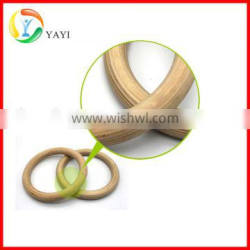Olympic Strength Training Wooden Gym Ring Quality Choice