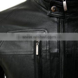 High Quality Men leather jackets CLE-876