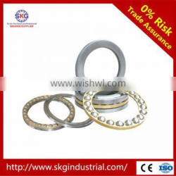 Factory low noise small diameteThrust Ball Bearing 52306 and supply all kinds of bearings