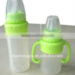 high quality and low price silicone baby bottles and nipples