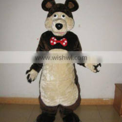 2013 adult mascot costume free shipping