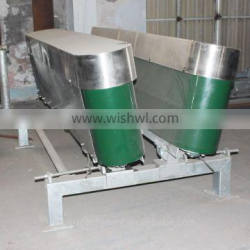 High Quality Slaughterhouse Equipment Living Sheep/goat V-Type Convey Machine butchery equipment of slaughter line