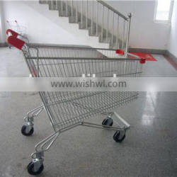 Supermarket Metal Cart Shopping Trolley RH-SR180