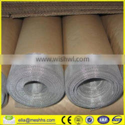 304 316 20Mesh Plain Woven Stainless Steel Wire Mesh