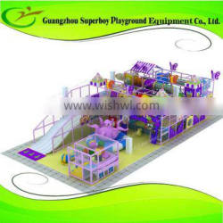 CE GS Proved Factory inflatable slide for amusement park