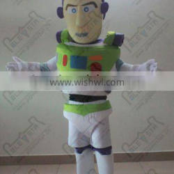 newest Buzz light year mascot costumes