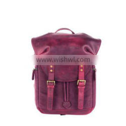2015 New Summer Donguan Manufacture Women's Travel Backpack Waterproof Digital Camera Backpack Made in China