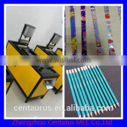 Best quality new condition paper pencil making machine with lowest price