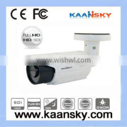 wdr full hd sdi camera, 2MP HD-SDI 1080P output, support TND(ICR), DSS, OSD