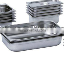 high quality stainless steel steam table pans