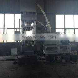 Excellent manufacturer selling professional custom hydraulic cow licking salt block press machine