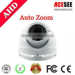 Camera Automatic Zoom digital AHD Color CCTV metal dome Cameras Made in China