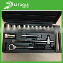 General quality reversible ratchet wrench set