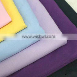 65Poly/35Cotton Colorful TC Dyed Twill Fabric